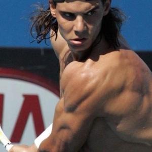 Rafael Nadal dick slip