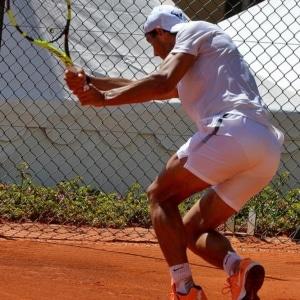 Rafael Nadal full frontal