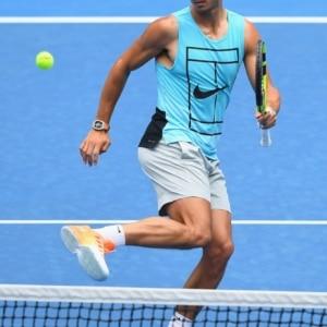 Rafael Nadal leaked naked