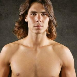 Rafael Nadal naked
