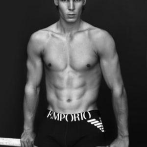 Rafael Nadal naked body