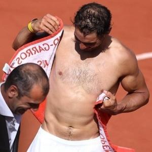 Rafael Nadal porn pic