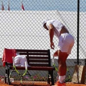 Rafael Nadal shirtless pic