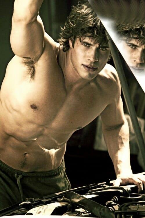 Blake Jenner underwear