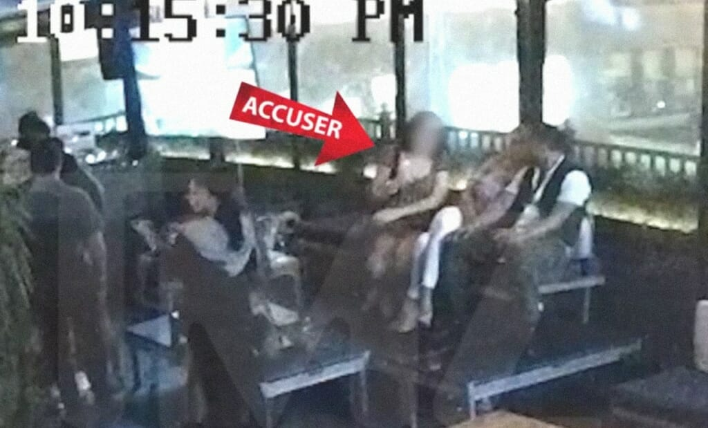Cuba Gooding Jr. arrested groping breast