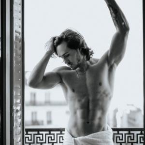 Enzo Carini underwear pic