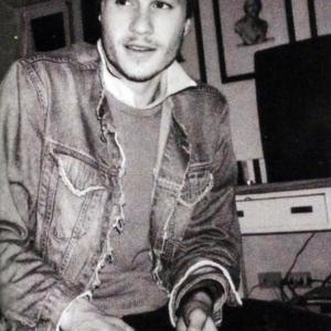 Heath Ledger bulge