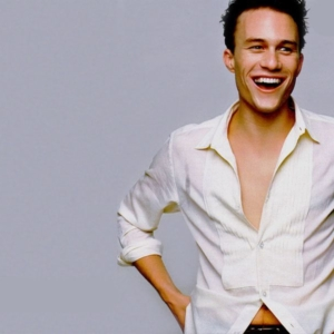Heath Ledger sexy naked