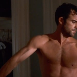 Justin Theroux hot body
