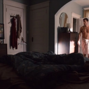 Justin Theroux sexy naked