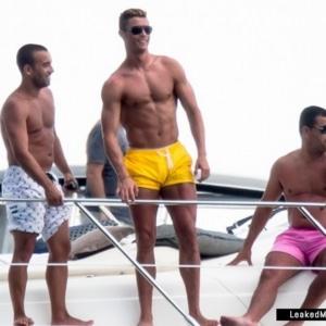 Cristiano Ronaldo leaked naked