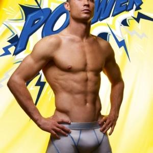 Cristiano Ronaldo naked body