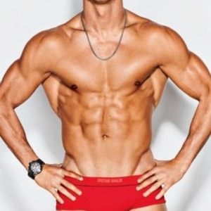 Cristiano Ronaldo uncensored nude pic