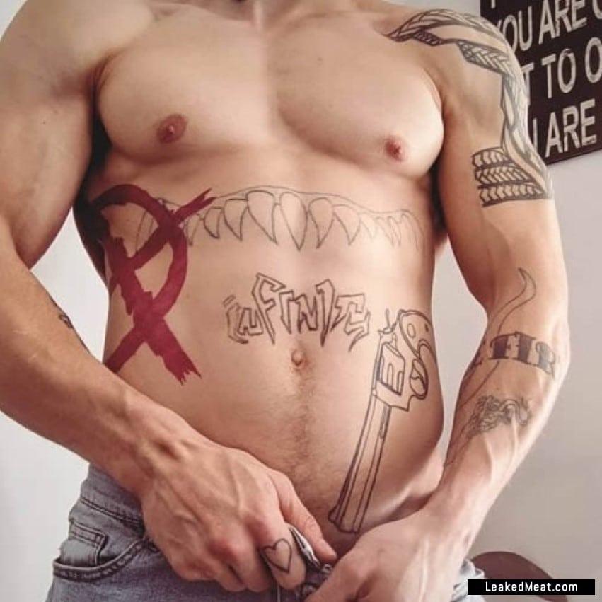 Alec Nysten penis