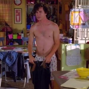 Charlie McDermott hot body