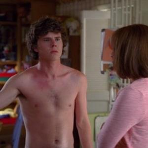 Charlie McDermott naked body