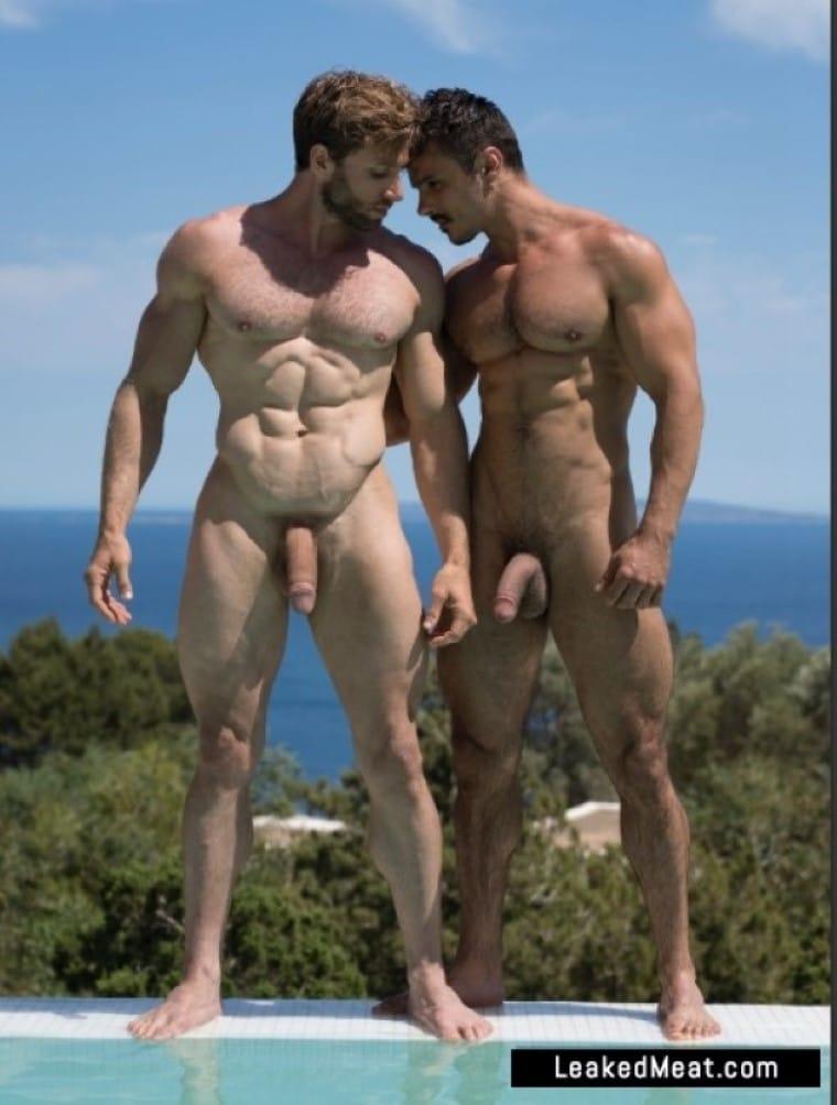 Davide Zongoli naked body