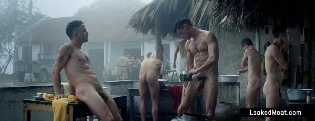 Gaspard Ulliel naked body