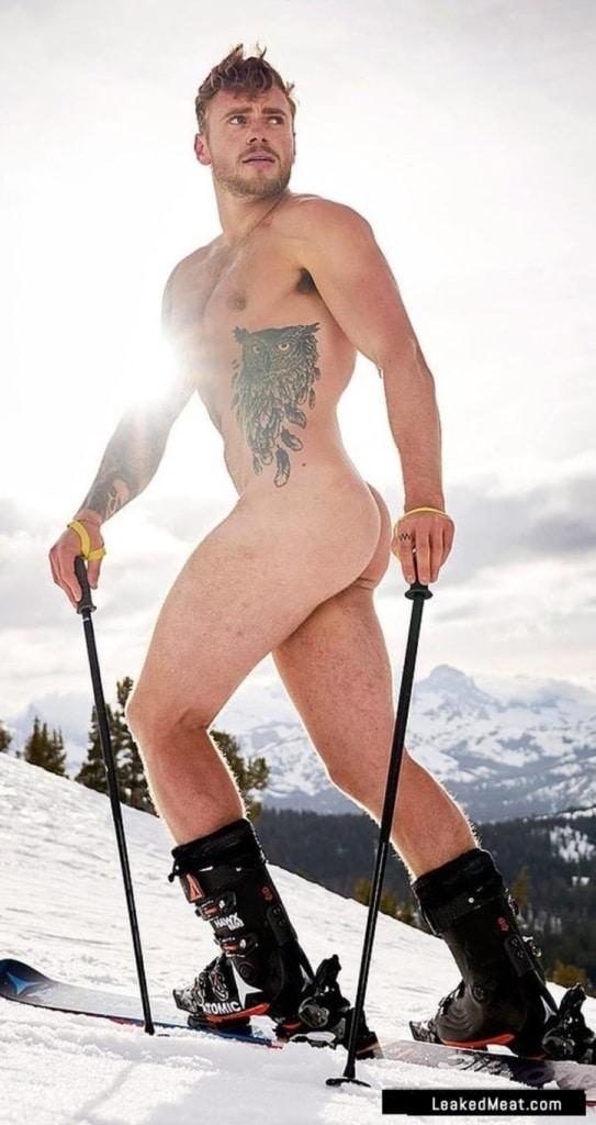 Gus Kenworthy nude