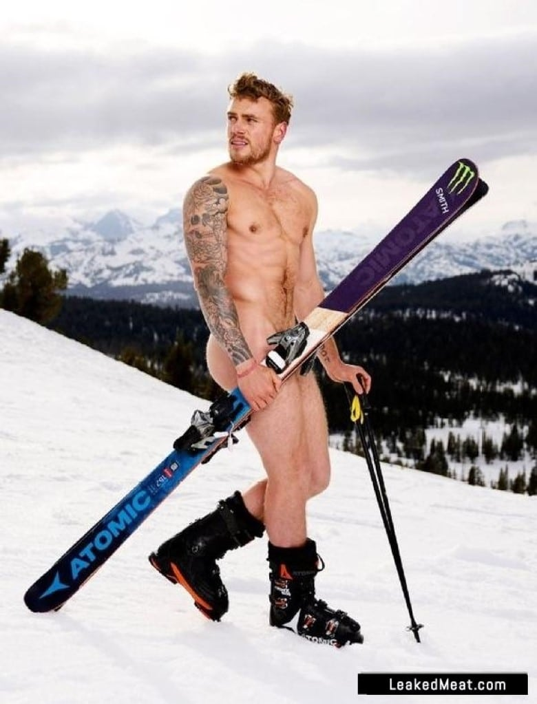 Gus Kenworthy sexy nude pic