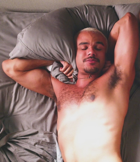 Jacob Artist sex scene