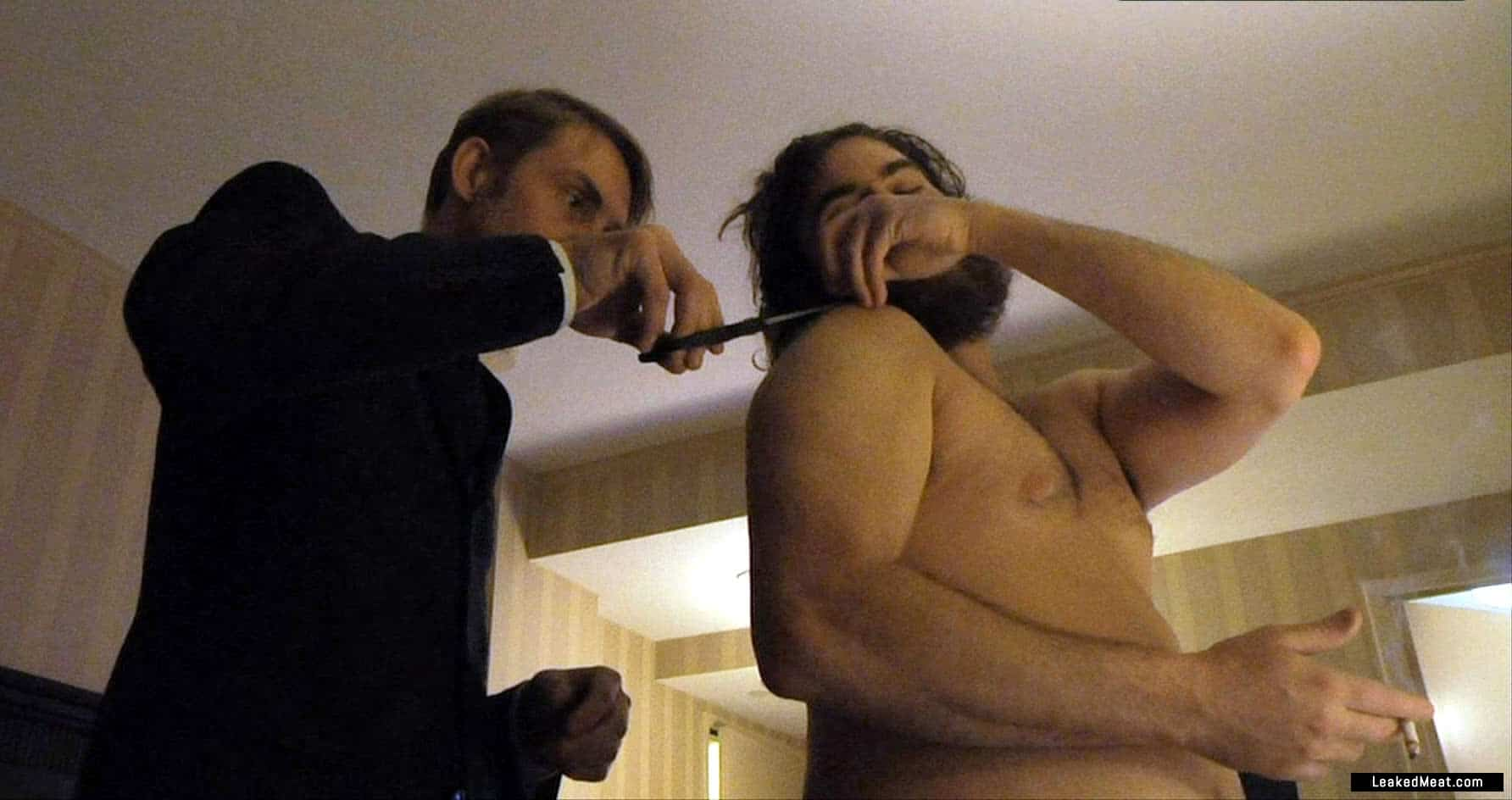 Joaquin Phoenix hard dick