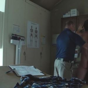 Nick Robinson naked body
