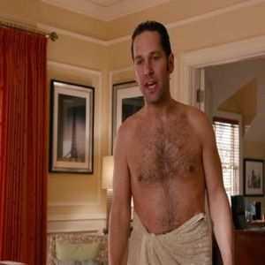 Paul Rudd sexy nude