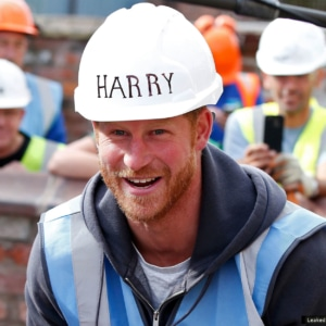 Prince Harry big cock