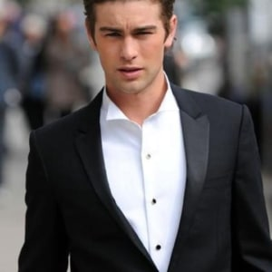 Chace Crawford big ass