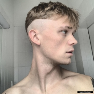 Charlie Lenehan haircut