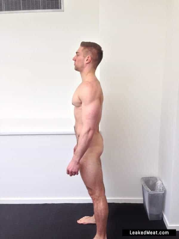 Chris Marchant Nude for Casting