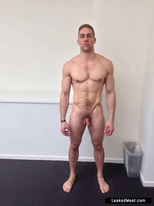 Chris Marchant penis