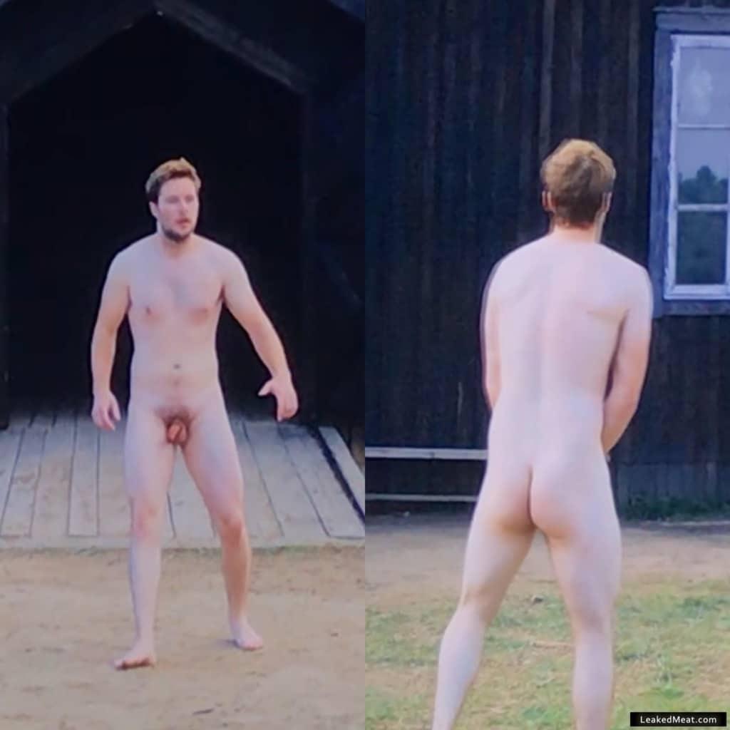 Jack Reynor penis full frontal
