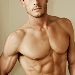 Josh Kloss shirtless pic