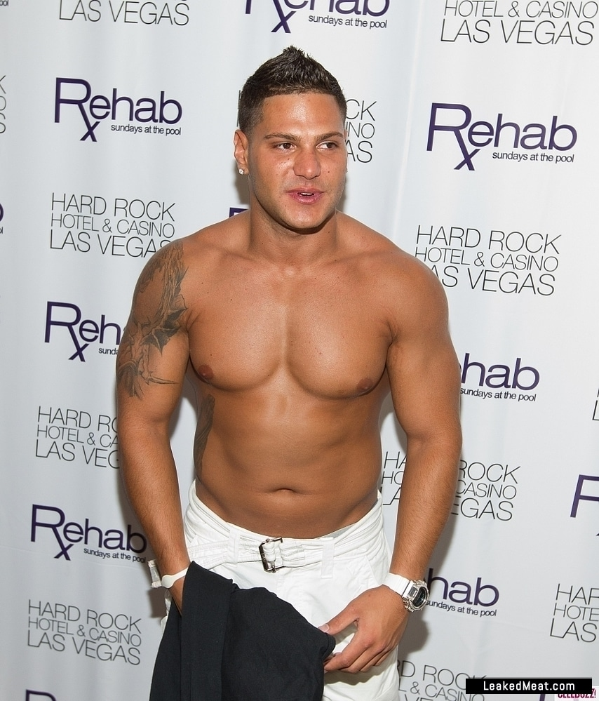 Ronnie Ortiz-Magro sexy leaks