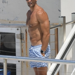 Tim Robards full frontal
