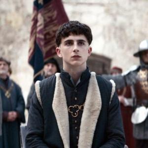 Timothee Chalamet The King
