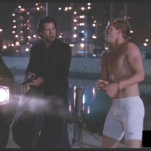 Woody Harrelson penis showing