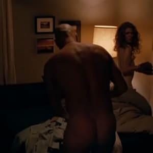 Woody Harrelson uncut penis