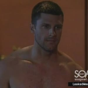 Greg Vaughan hard cock