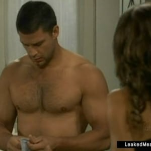 Greg Vaughan penis showing
