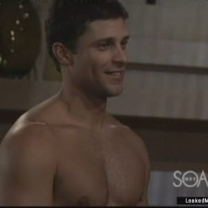 Greg Vaughan uncensored nude pic