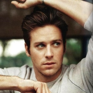 Armie Hammer naked