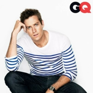 Armie Hammer naked body