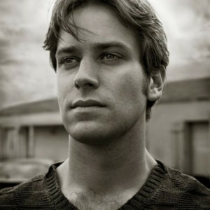 Armie Hammer sexy naked